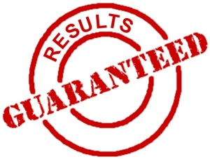 Is My SEO Company Doing their job? Stay Away from the Guaranteed Results sales pitch